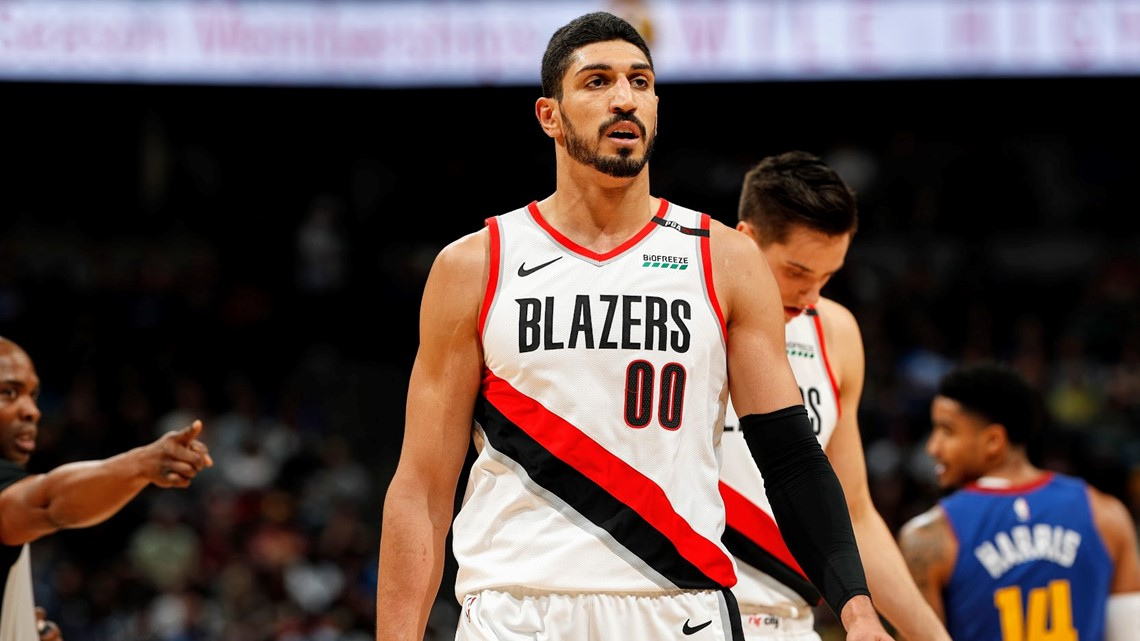 enes kanter observing ramadan fasting in midst of blazers
