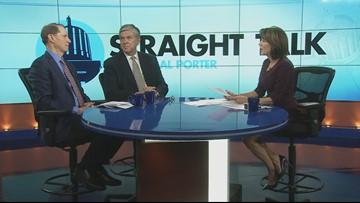 Straight Talk: Senator Ron Wyden and former Senator Gordon Smith reunite