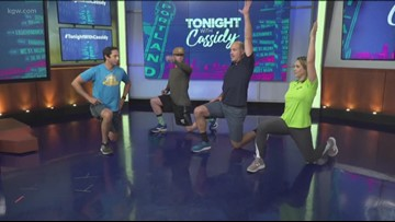 Learn the perfect stretches for Hood To Coast