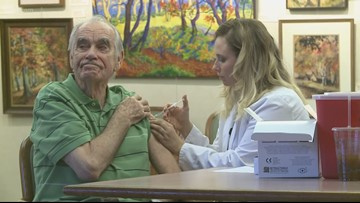 Study: High-dose flu vaccine good for seniors