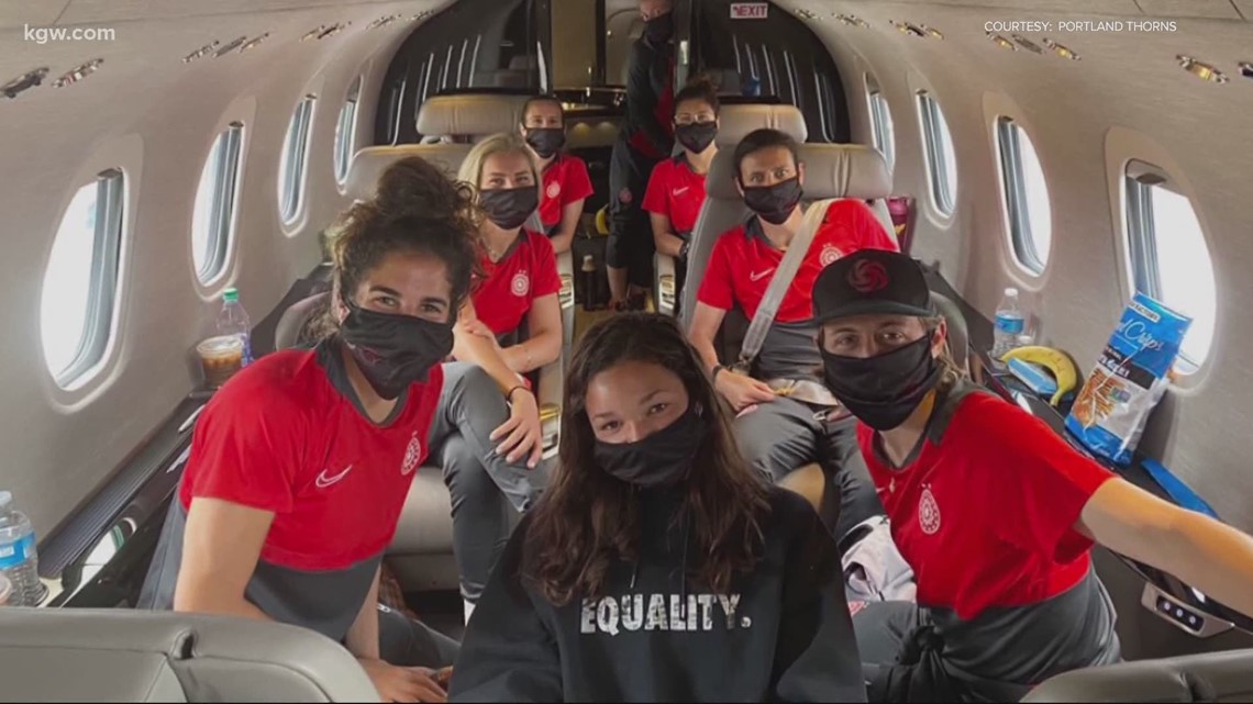 Portland Thorns excited to be the first to resume play