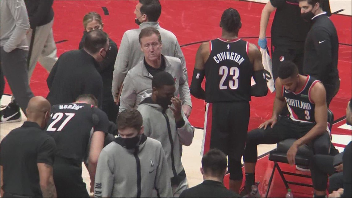 Terry Stotts out as Portland Trail Blazers head coach