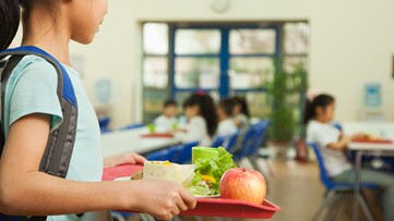 Anonymous $40,000 donation wipes out all student lunch debt at Battle Ground Public Schools