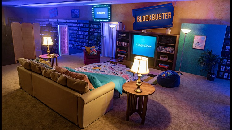 Rent The Last Blockbuster On Airbnb Kgw Com