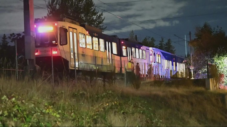 Woman struck and killed by MAX train in Gresham