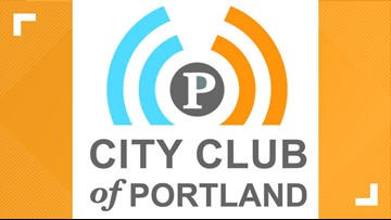 Watch City Club of Portland's Friday Forum live right here