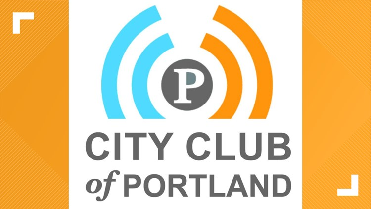 Watch City Club of Portland's Friday Forum live here every week