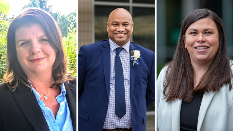 Newly-elected mayors of Portland's suburbs break barriers