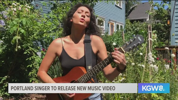 Portland singer brings a message of hope in her new music video