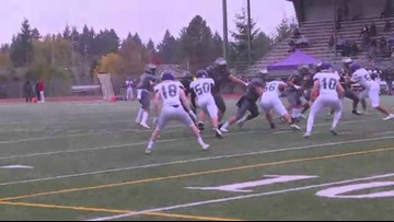 Highlights: Union blows out Heritage 56-7