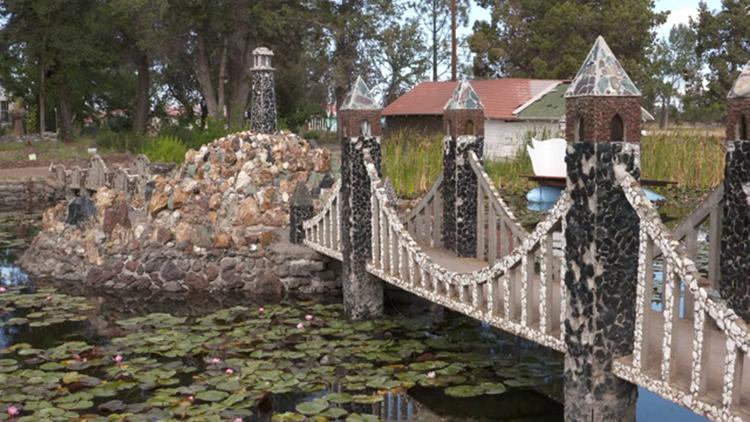 Grant's Getaways: The Rock Garden