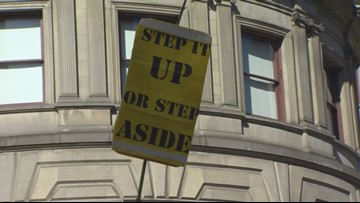 Portland students join peers worldwide to bring attention to climate change