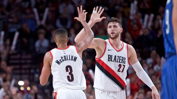 Are the Blazers are a better team today than they were when the season ended in April?