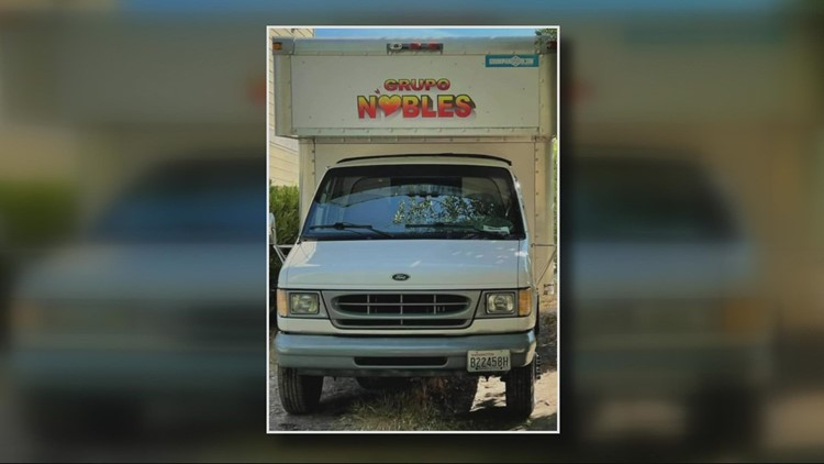 Portland band's truck loaded with instruments stolen