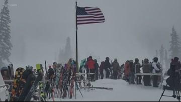 Cassidy's failed ski day
