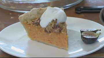 Holiday Recipe: Sweet Potato Pie