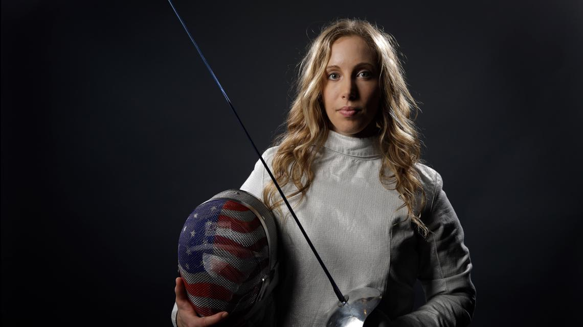 Olympic fencer Mariel Zagunis 'heartbroken' but accepting of Tokyo coronavirus postponement