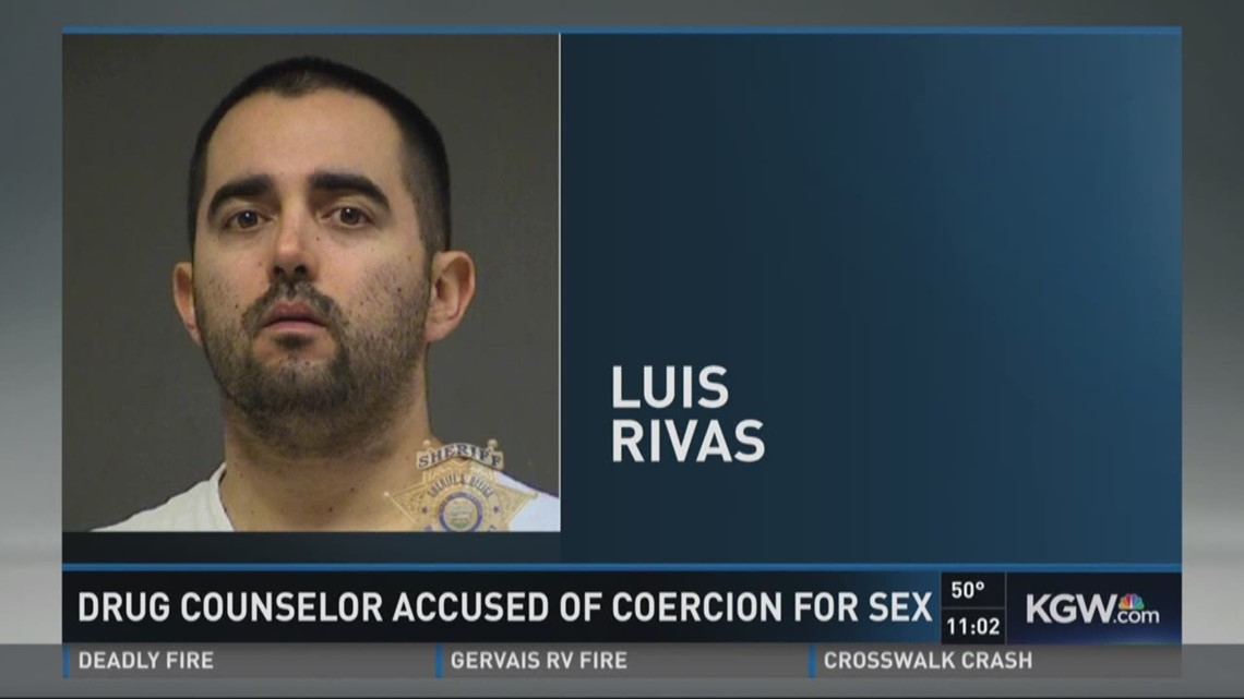 Drug Counselor Accused Of Coercion For Sex Kgw