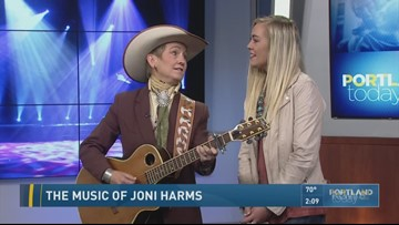 The music of Joni Harms
