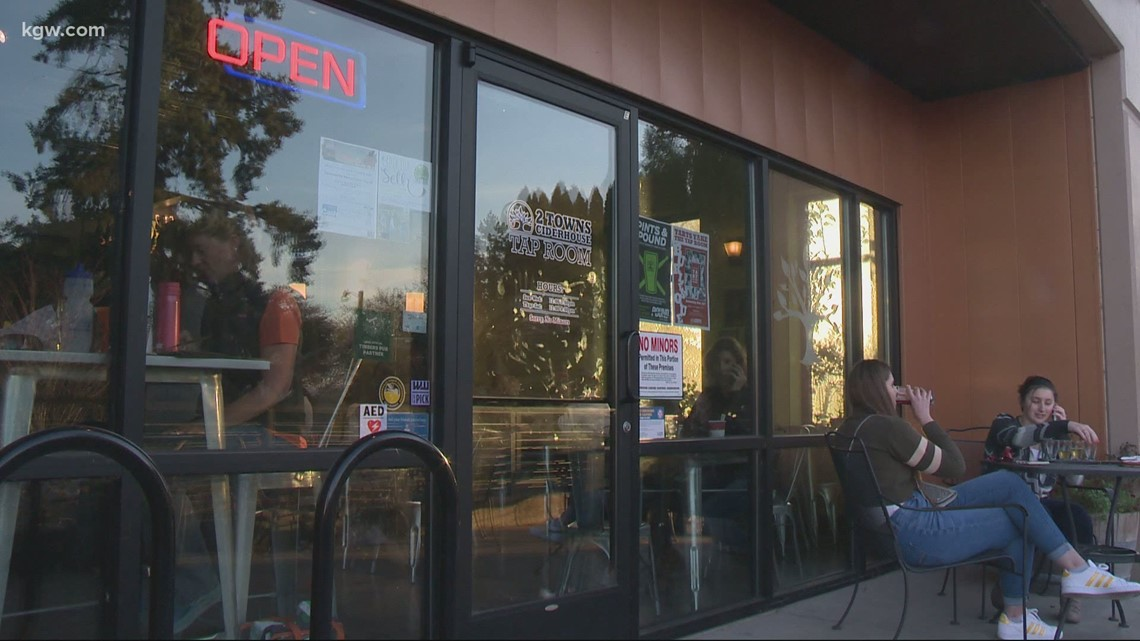 Impact of COVID-19 on Corvallis and Eugene businesses