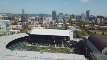 1st look inside remodeled Providence Park for Timbers, Thorns
