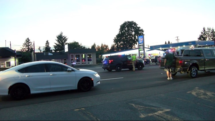 Authorities identify driver who hit, killed woman after shootout with Keizer police