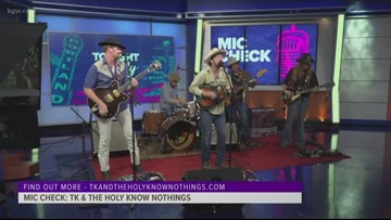 Mic Check: TK & The Holy Know-Nothings
