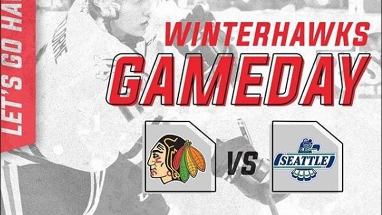 Winterhawks Gameday