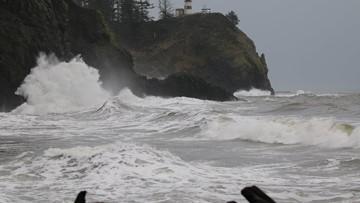 Videos, photos: King Tides on the Oregon Coast