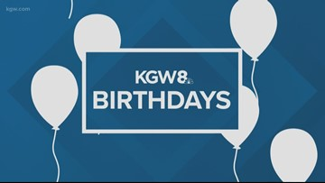 KGW viewer birthdays Mar. 24