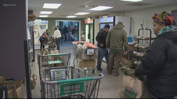 'We've been seeing a lot of uncertainty': A look into food banks and SNAP during shutdown