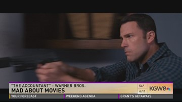 """Mad About Movies: """"The Accountant"""""""