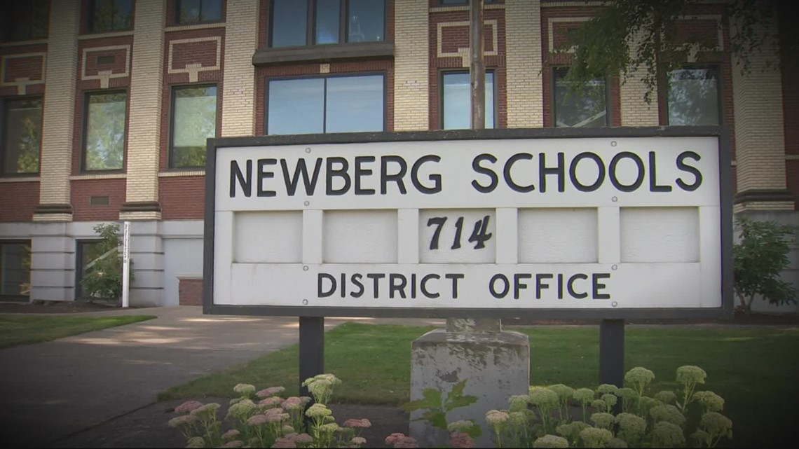 How Newberg's school board ended up banning Pride, BLM flags in classrooms