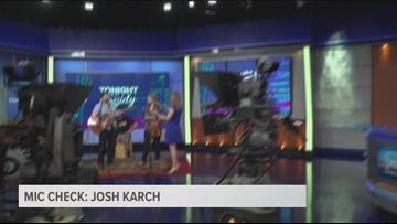 Mic Check: Josh Karch