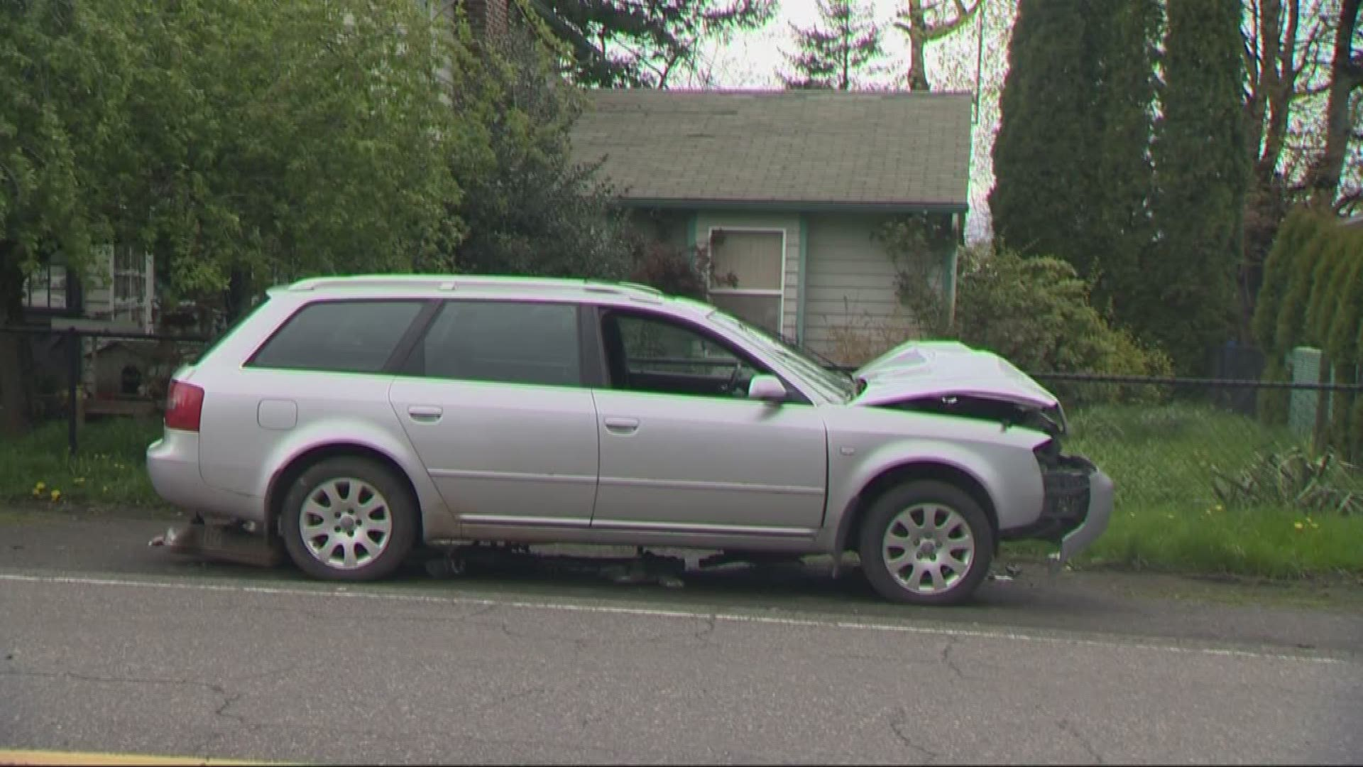 27 000 Reports Of Abandoned Cars In Portland Last Year Kgw Com