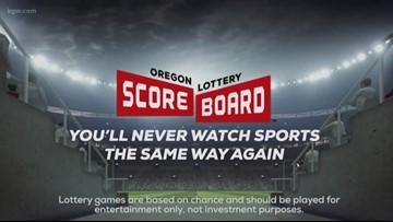 Oregon Lottery sports betting app brings temptation to gamblers' fingertips, counselors warn