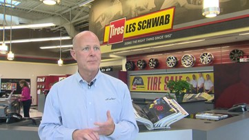 History Makers 2015: Les Schwab Tire Centers
