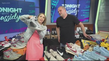 After the show: The ultimate Nike Moon Shoe collection