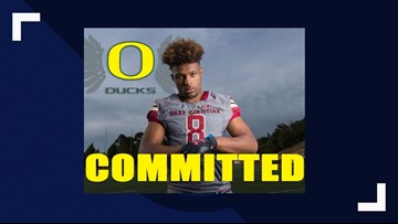 Ducks land top prospect; recruiting class among best in country