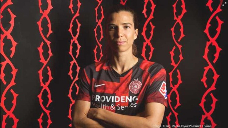 Portland Thorns star Tobin Heath to miss upcoming tournament due to COVID-19 concerns