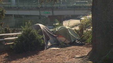 Multnomah County asking homeless shelters to identify sick to help stop the spread of COVID-19