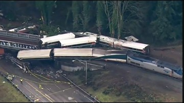 Investigators: Human error caused Amtrak crash in Washington