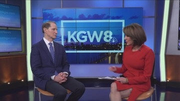 Sen. Ron Wyden discusses impeachment, Iran conflict