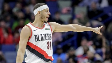 NBA power rankings: Curry answers the call for short-handed Blazers