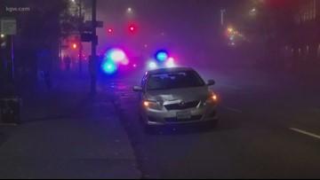 Suspected DUII driver hits 2 pedestrians