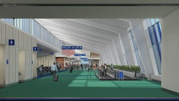 Spring break travel and airport expansion