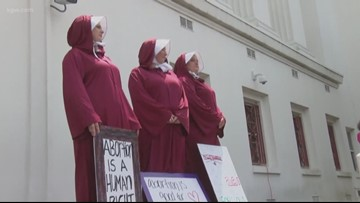 Legal fight ahead for abortion bill