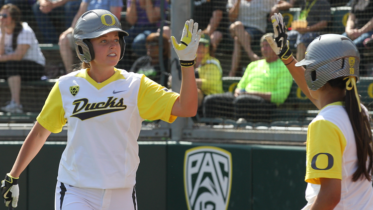 Former Oregon softball player becomes 1st female minor league hitting coordinator