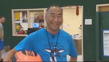 8 questions: Beaverton PE teacher Jon Onishi