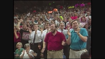 1995: 'It far exceeds my expectations' ' Paul Allen interview prior to the opening of the Rose Garden (Part 1)